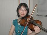 バイオリンの講師画像