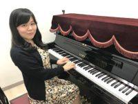 ピアノの講師画像